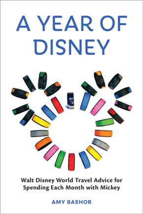 A Year of Disney, the book