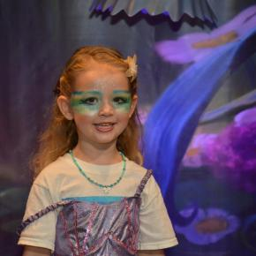 Makeovers for Kids at Walt Disney World