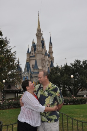 Top Ten Ways to Celebrate Wedding Anniversaries at Disney World