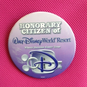 Becoming a Disney World Citizen