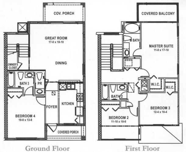 TL floorplan